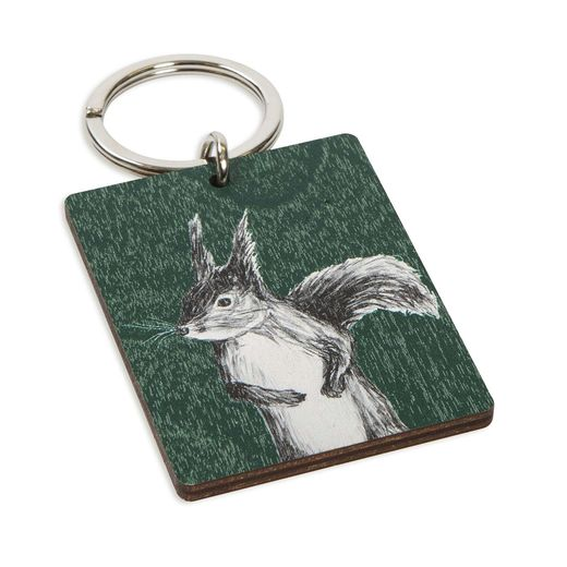 Keychain Squirrel