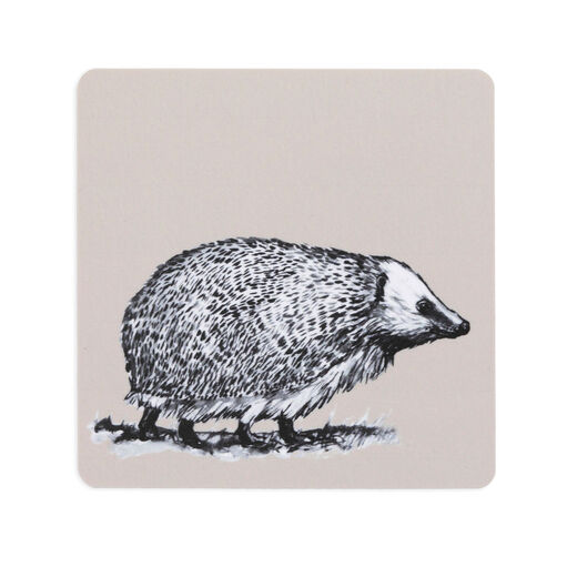Coaster Hedgehog