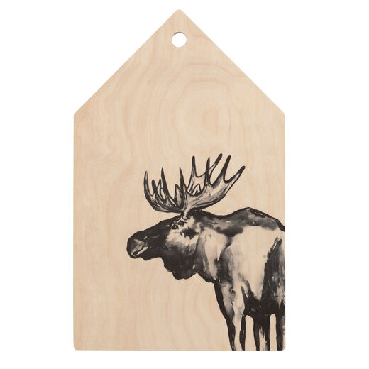 Cutting board Elk