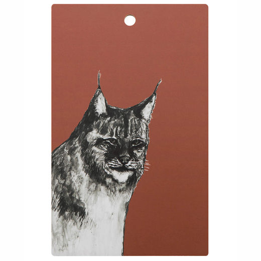 Lynx cutting board