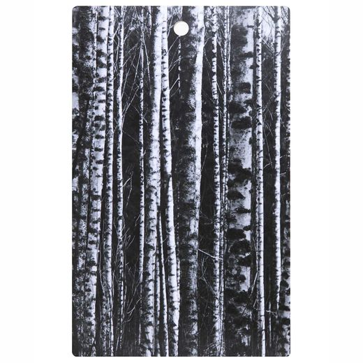 Birches cutting board