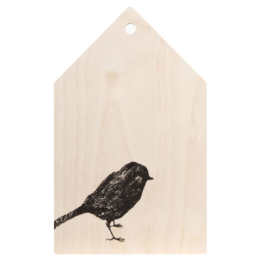 Cutting board Bird