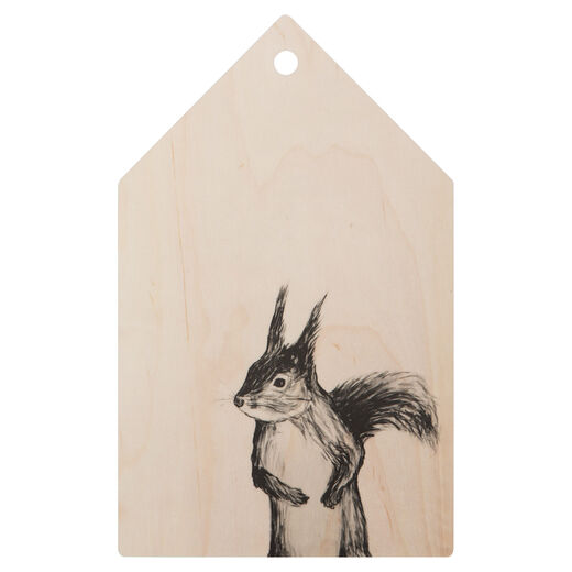 Cutting board Squirrel