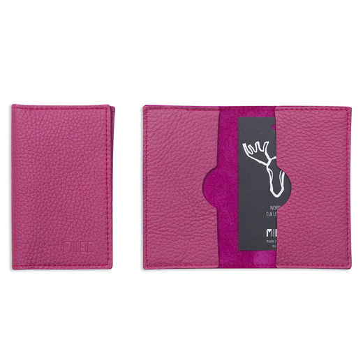 Card wallet, pink