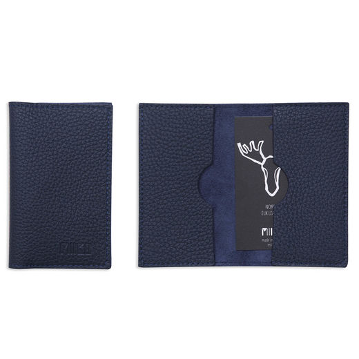Card wallet, blue