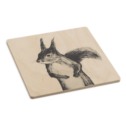 Trivet Squirrel